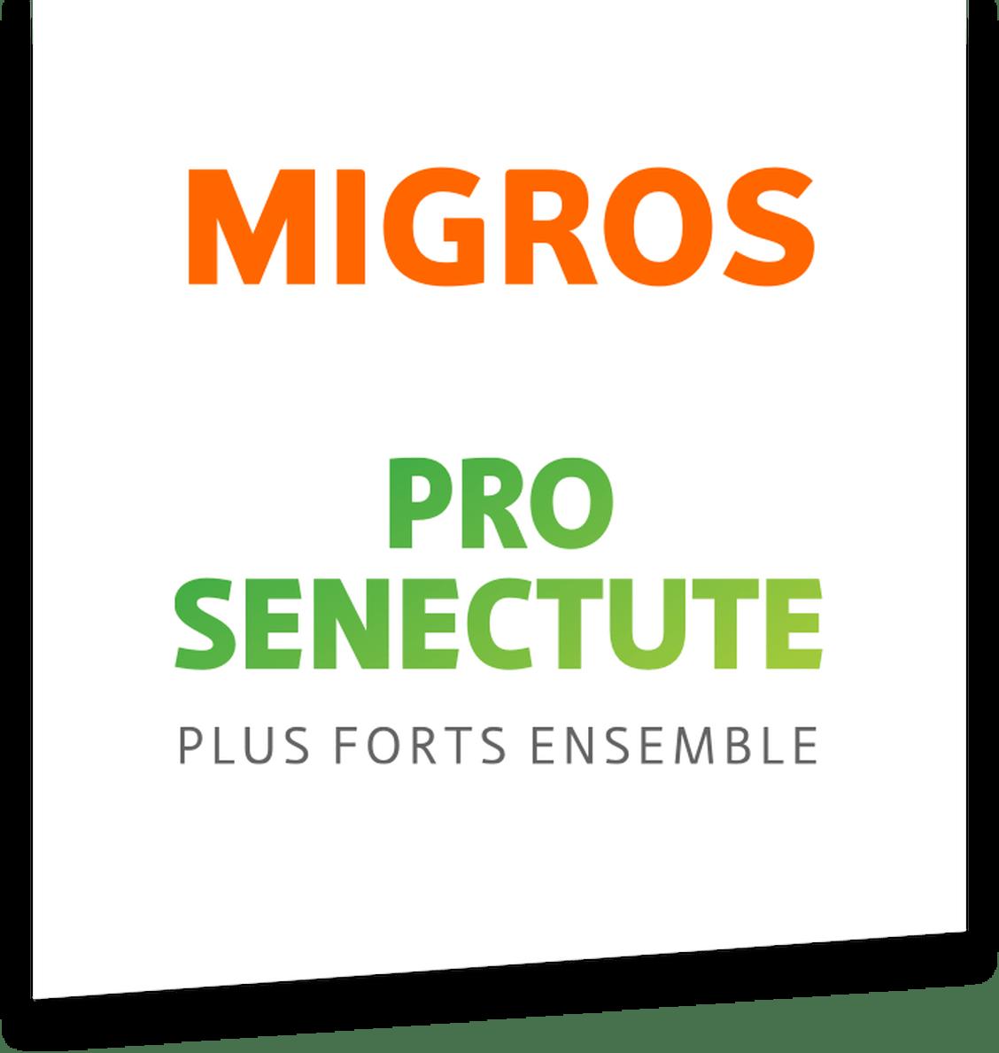 Pro Senectute Logo